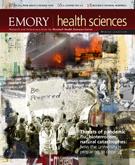 Emory Health Sciences magazine