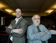 Kevin Ward and John Young